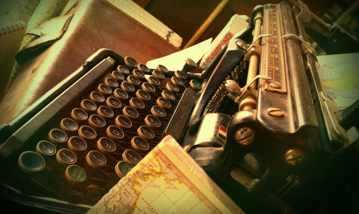 Typewriter by Pauline Mak