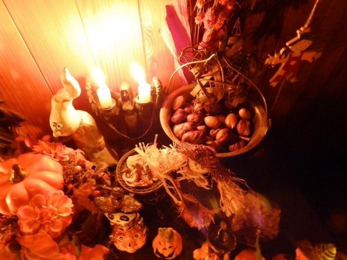 Altar de Samhain